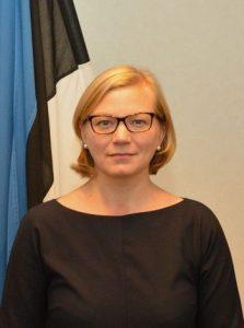 Eesti alaline esindaja NATO juures Küllike Sillaste-Elling